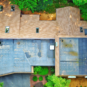 One-of-a-Kind Rubber Roof