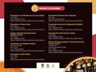 Festival de Velas y Faroles 2019, del 4 al 9 de dic en Quimbaya, Quindío. ¡No te lo pierdas!