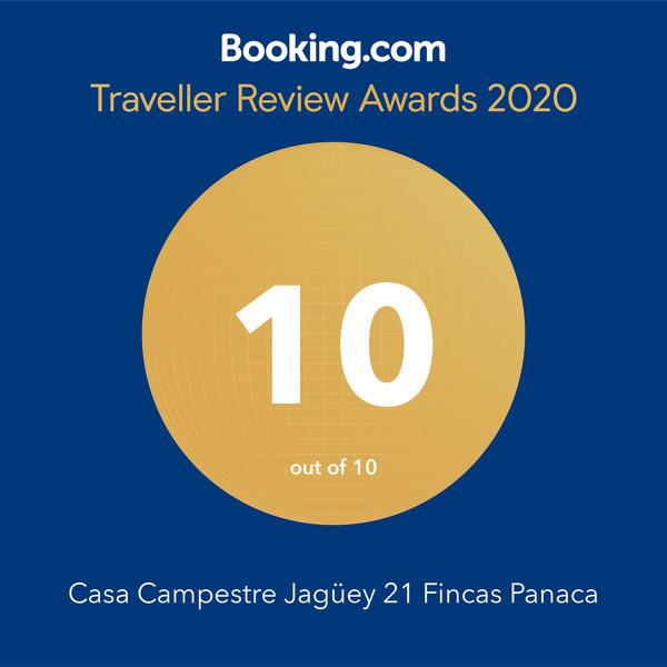 Booking.com Traveller Review Awards 2020
