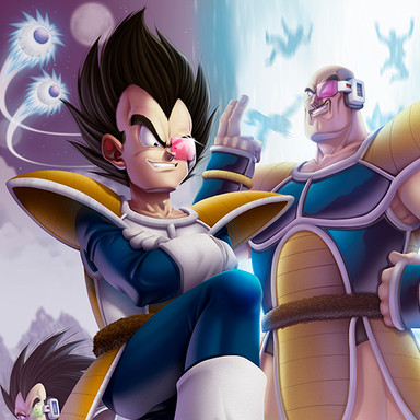 Saga Saiyajins (Dragon Ball Z)