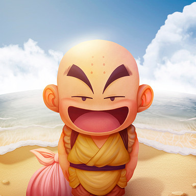 Kid Kuririn (Dragon Ball)
