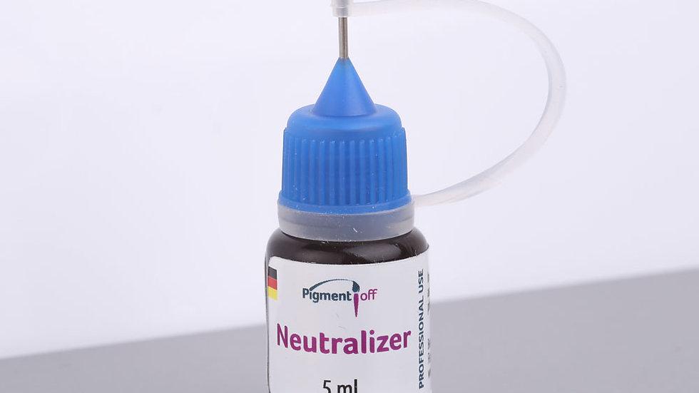 Trener : Neutralizer, 5 ml - działanie neutralizujące PigmentOff  Re