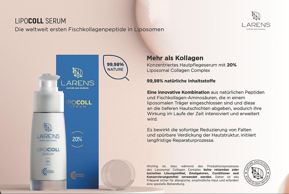 Larens Pflege. Lipocol serum ingolstadt