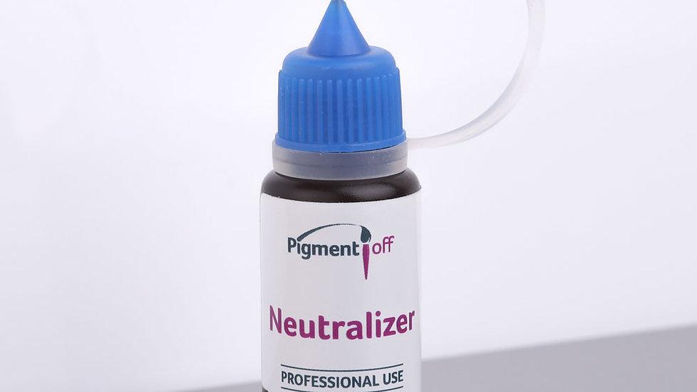 Trener : Neutralizer, 10 ml - działanie neutralizujące PigmentOff