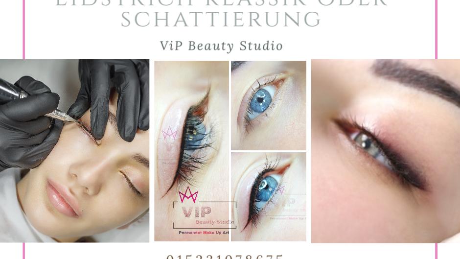 Masterclass-Level-Tag / Perfektionstraining Klassisch Eyeliner oder Lidschatten