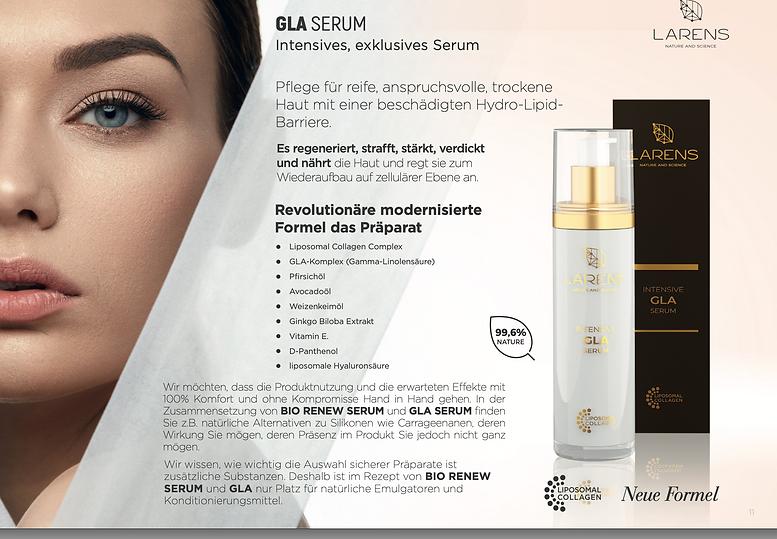 Gla serum Liposomal Collagen Complex -In