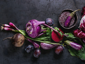 Purple foods: The secret to younger looking skin