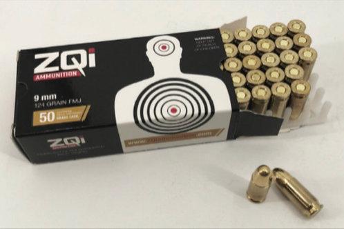 9mm *NEW* 50RD/BOX
