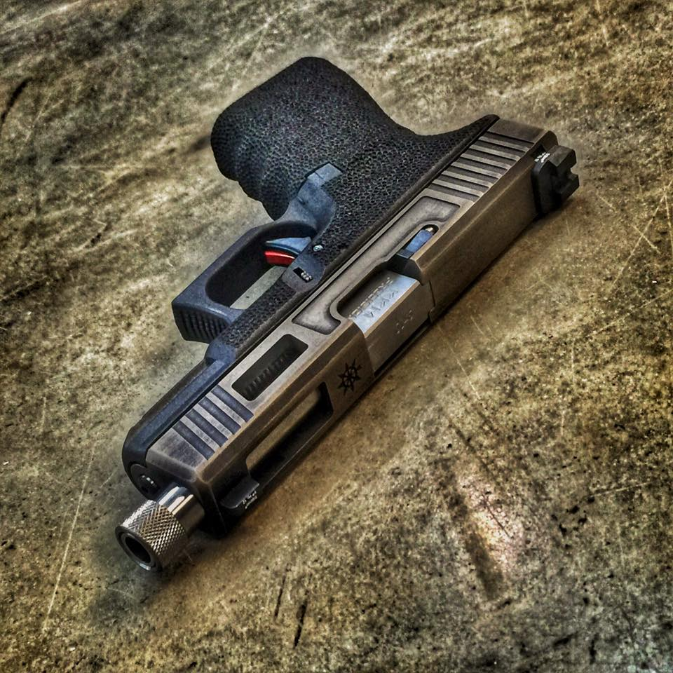 PRECISION TACTICAL NEMESIS, GLOCK 19