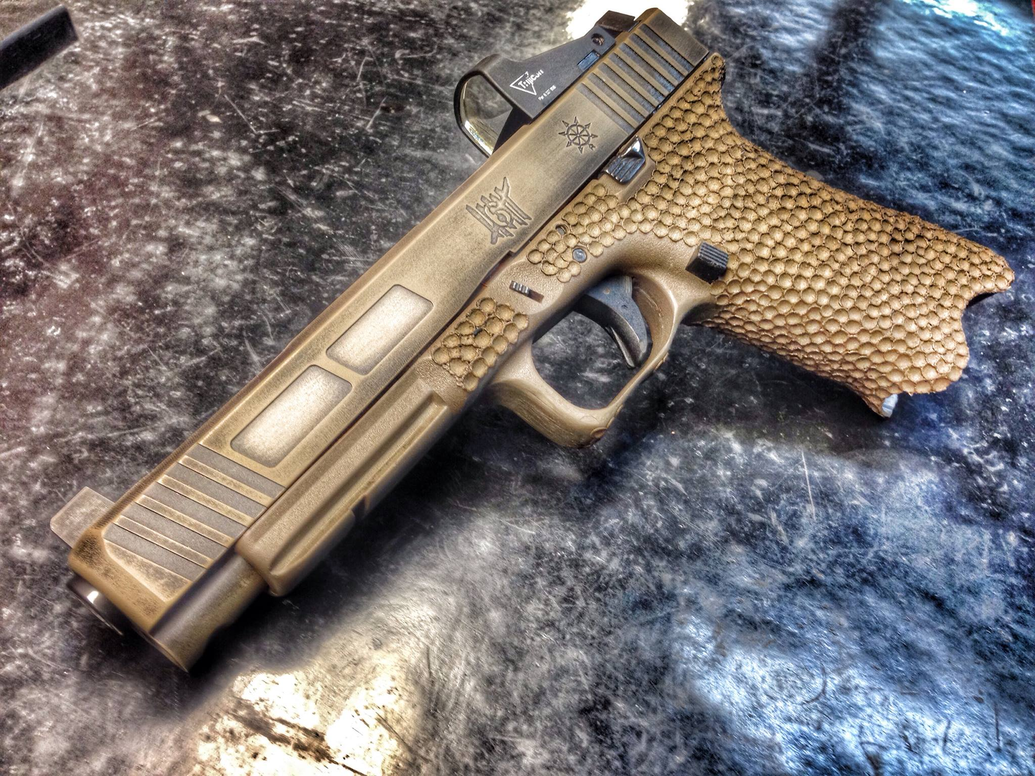 PRECISION TACTICAL NEMESIS, GLOCK 35