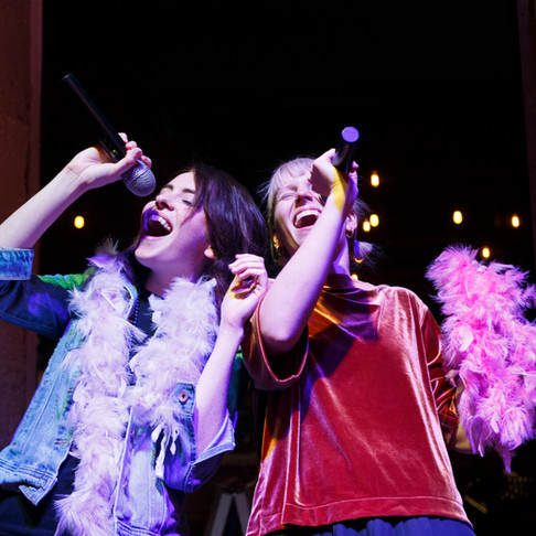 Bachelorette Party: Karaoke Style