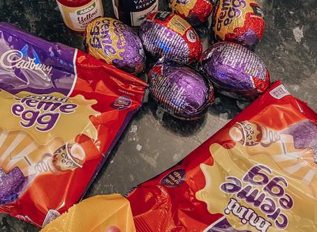 The Best Easter Brownies.