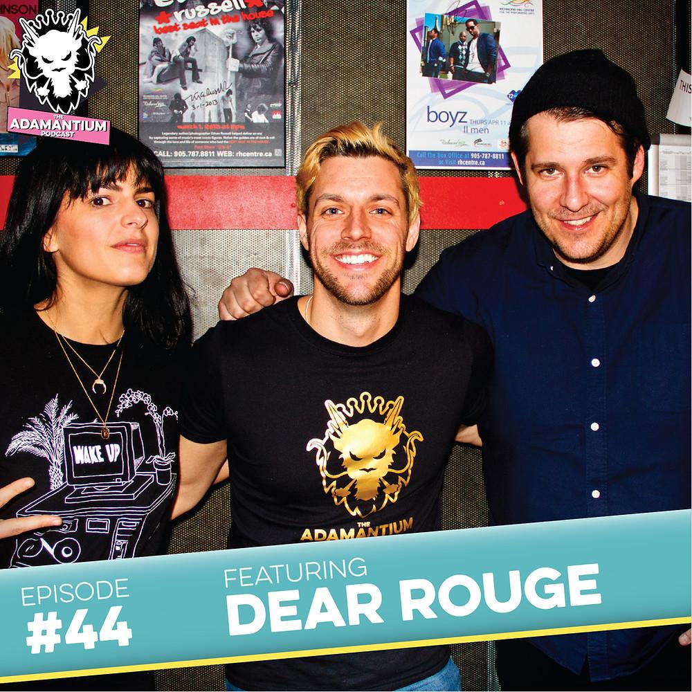 E044 Dear Rouge