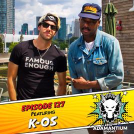 Podcast: E127 K-OS