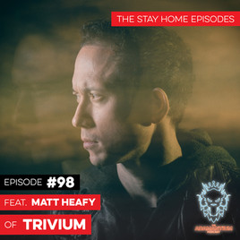 Podcast: E098 Matt Heafy of Trivium