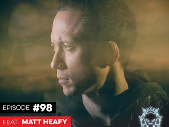 Podcast: E098 Matt Heafy of Trivium