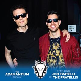Podcast: E014 Jon Fratelli of The Fratellis