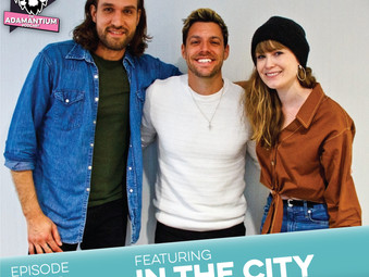 Podcast: E053 In The City