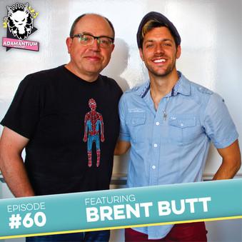 Podcast: E060 Brent Butt