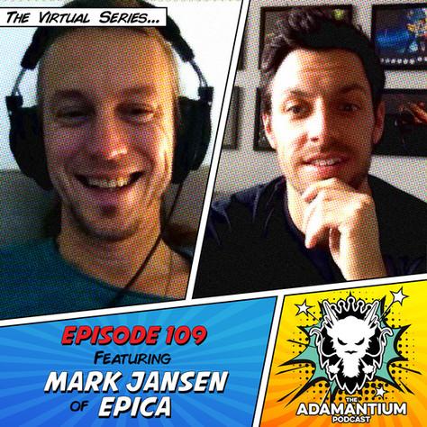 E109 Mark Jansen (Epica)