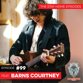 Podcast: E099 Barns Courtney #2