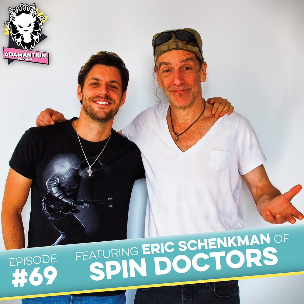 E069 Eric Schenkman (Spin Doctors)