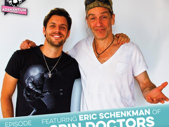 Podcast: E069 Eric Schenkman of Spin Doctors