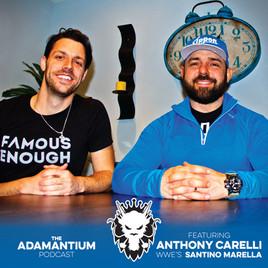 Podcast: E013 Anthony Carelli (a.k.a. Santino Marella)