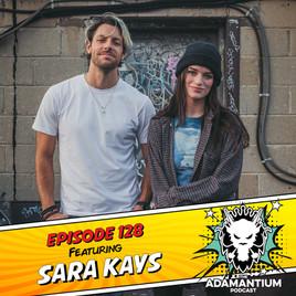 Podcast: E128 Sara Kays