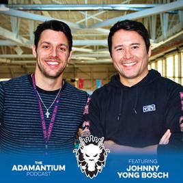 Podcast: E004 Johnny Yong Bosch
