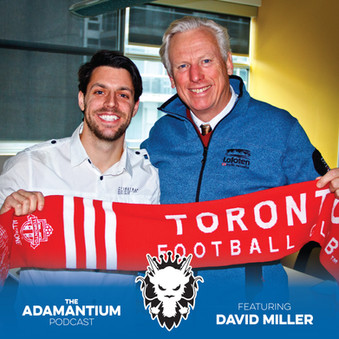 Podcast: E001 David Miller