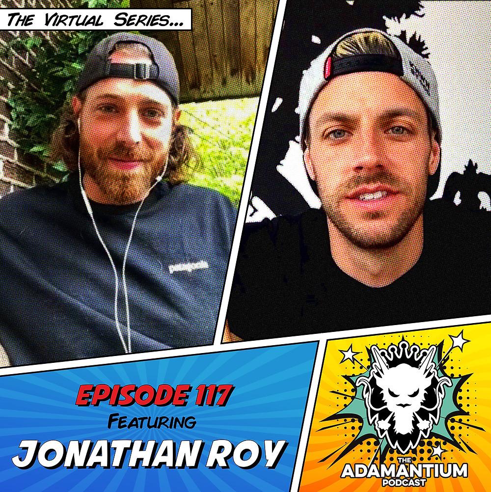 E117 Jonathan Roy