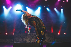 Michael Starr of Steel Panther