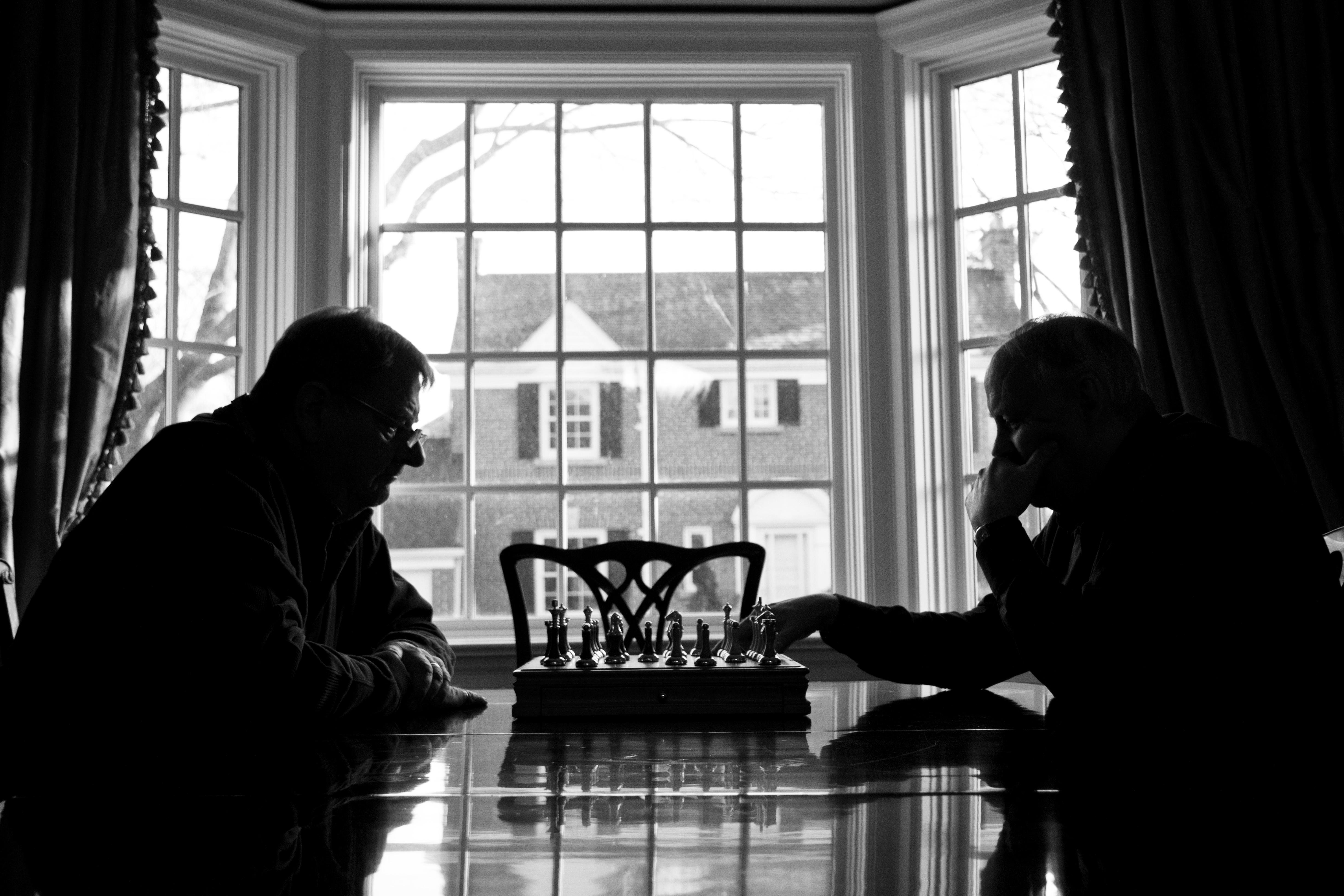 Ron VanDerZwaag & Peter Bavis