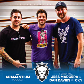Podcast: E019 Jess Margera & Matt Deis of CKY