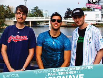 Podcast: E074 Daniel Armbruster & Paul Brenner of Joywave