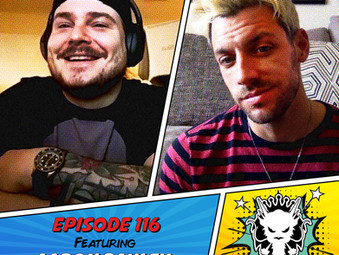 Podcast: E116 Aaron Pauley of Of Mice & Men