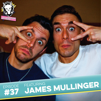 Podcast: E037 James Mullinger #2