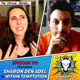 Podcast: E110 Sharon den Adel of Within Temptation