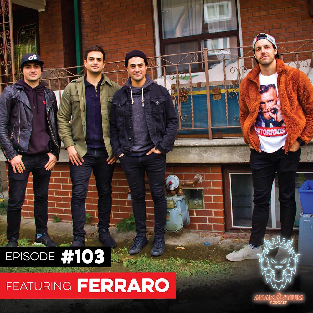 E103 Ferraro
