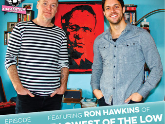 Podcast: E040 Ron Hawkins of The Lowest of the Low
