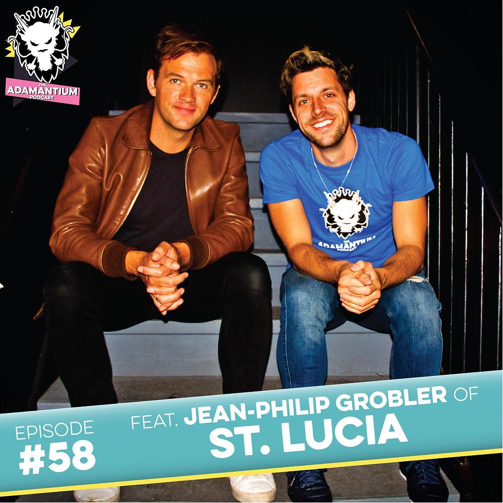 E058 Jean-Philip Grobler (St. Lucia)