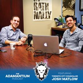 Podcast: E033 Josh Matlow