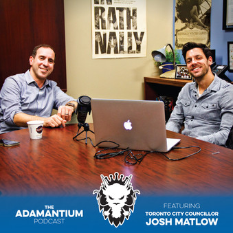 Podcast: E033 Josh Matlow