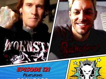 Podcast: E121 Josh Todd of Buckcherry