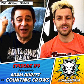 Podcast: E119 Adam Duritz of Counting Crows