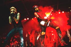 Nikki Sixx & James Michael - Sixx AM