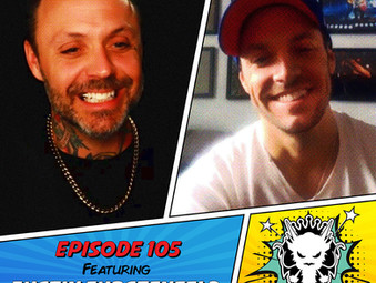 Podcast: E105 Justin Furstenfeld of Blue October
