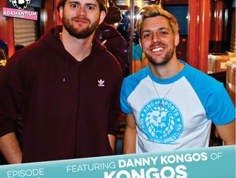 Podcast: E043 Danny Kongos of Kongos