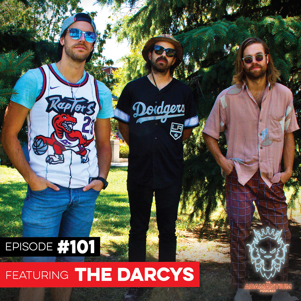 E101 The Darcys